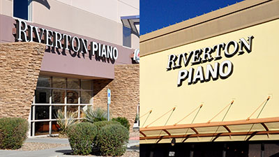 Riveton Piano Company in Scottsdale and Peoria