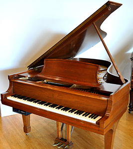 Model B Used Steinway Grand Piano