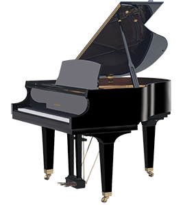 BP-148 Baldwin Baby Grand Piano