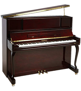 BP-3 Studio Baldwin Upright Piano