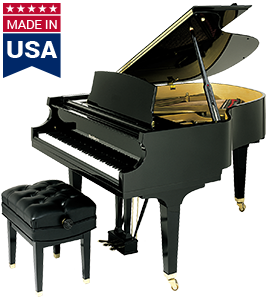 R1 American Baldwin Grand Piano