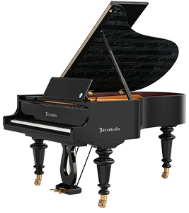 Beethoven Bosendorfer Grand Piano