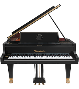 Oscar Peterson Bosendorfer Grand Piano