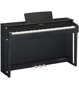 CLP-625 Yamaha Clavinova at Riverton Piano Company