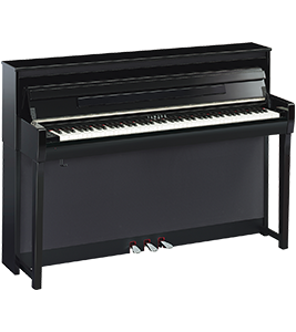 CLP-685 Yamaha Clavinova at Riverton Piano Company