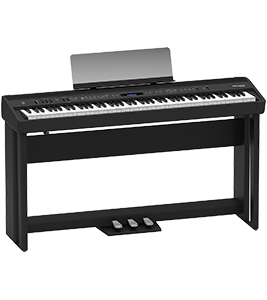 The Roland FP-90 Digital Piano
