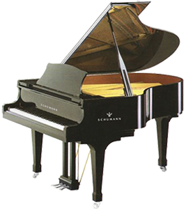 GP-168 Schumann Baby Grand Piano