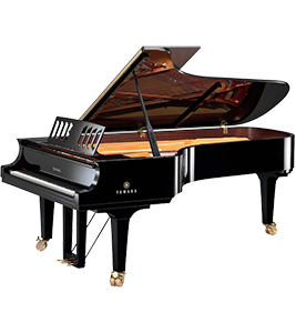 CFX Yamaha Concert Grand Piano