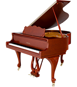 GB1KF Yamaha Baby Grand Piano