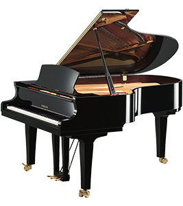 The S5X Yamaha Grand Piano