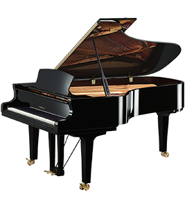 The S7X Yamaha Grand Piano