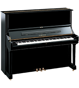 U3 Studio Yamaha Upright Piano