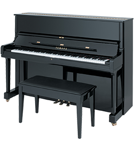 YUS1 Studio Yamaha Upright Piano