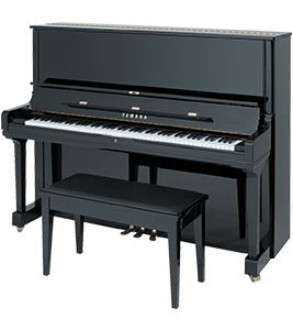 YUS3 Studio Yamaha Upright Piano