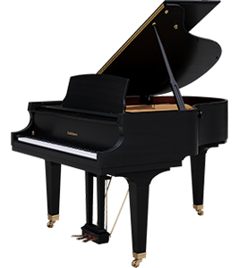 The Baldwin BP-178 Grand Piano