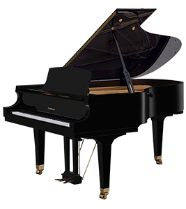 The Baldwin BP-190 Grand Piano