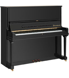 The 130 Bosendorfer Professional Studio Upright Piano