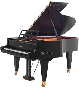 The 200 Bosendorfer Conservatory Series Grand Piano