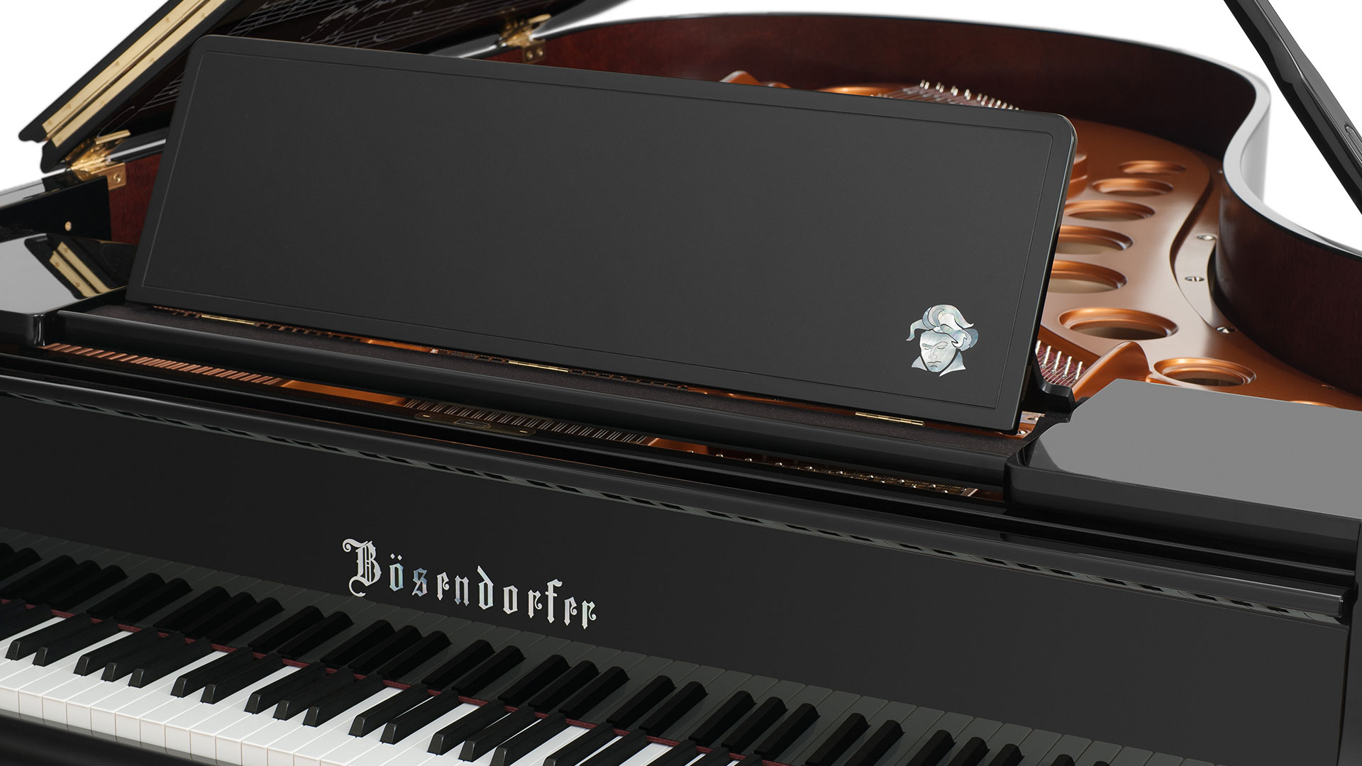 214 Bosendorfer Grand Piano