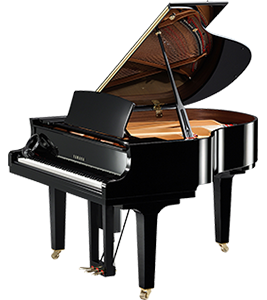 DC1X Yamaha Disklavier ENSPIRE Pro Player Grand Piano