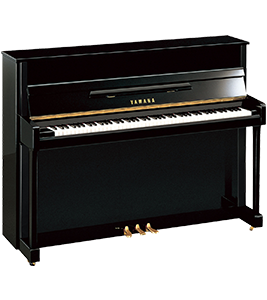 B2 Yamaha Upright Piano