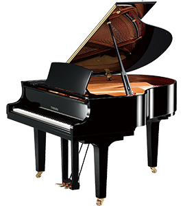 The C1X Yamaha Baby Grand Piano