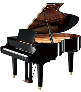 C3X Yamaha Grand Piano