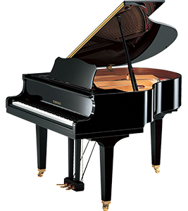GB1K Yamaha Baby Grand Piano
