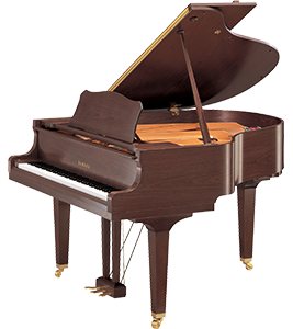 GC1M Yamaha Baby Grand Piano