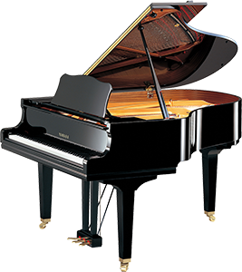 GC2 Yamaha Grand Piano