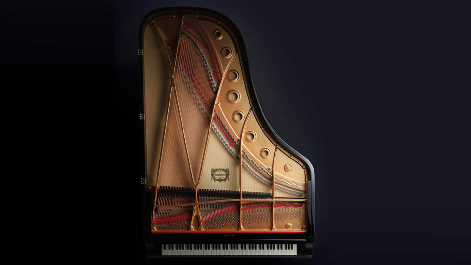 S3X Yamaha Premium Grand Piano