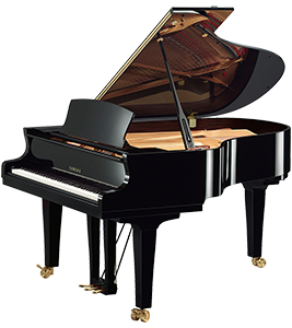 S3X Premium Yamaha Grand Piano